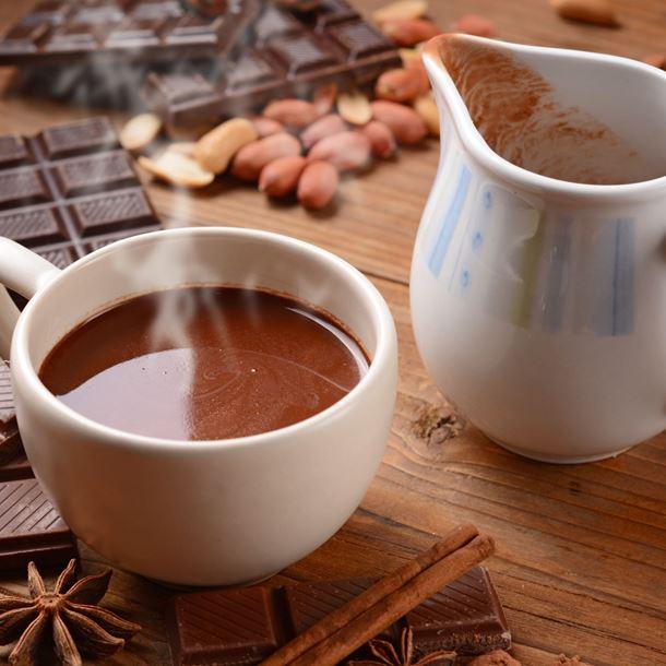 Le chocolat - chocolat chaud