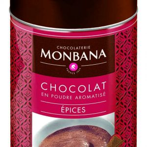 Chocolat Aromatisé Épices