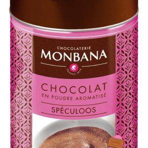 Chocolat Aromatisé Spéculos