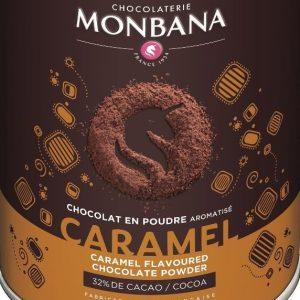 chocolat caramel 100g