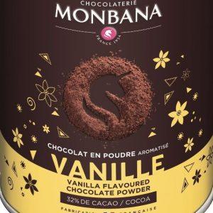 chocolat vanille 100g