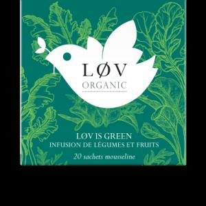 lov is green 20 sachets lov organic
