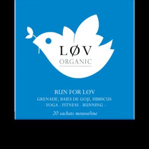 run for lov 20 sachets lov organic
