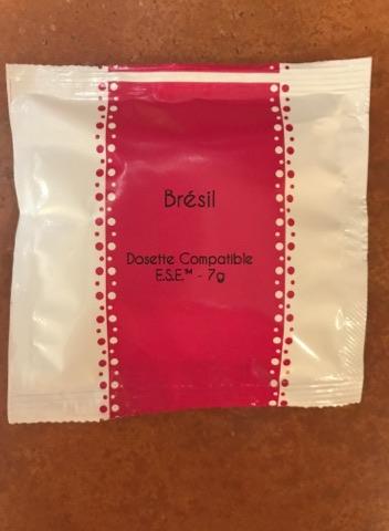 dosettes brésil boîte 50