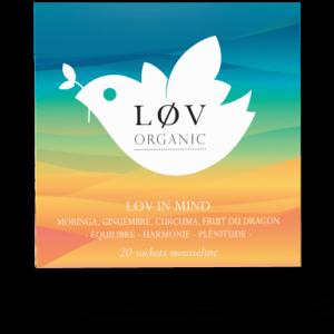 lov in mind 20 sachets lov organic