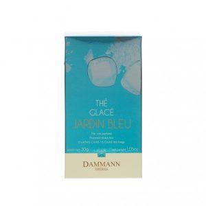thé glacé jardin bleu dammann