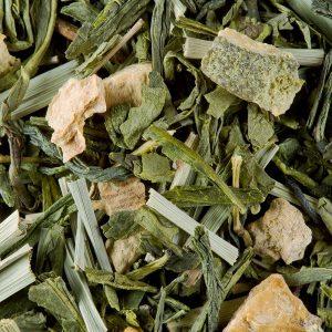 fidji vert thé vert dammann