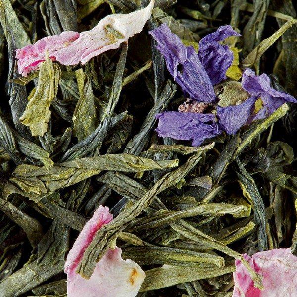 jardin du palais royal thé vert dammann
