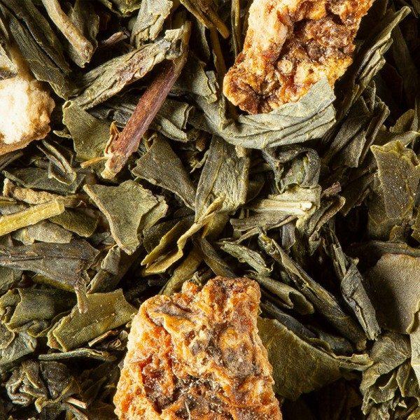 thé des divas thé vert dammann