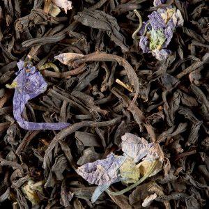 thé noir violette dammann