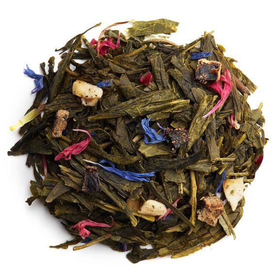 thé du louvre côté jardin