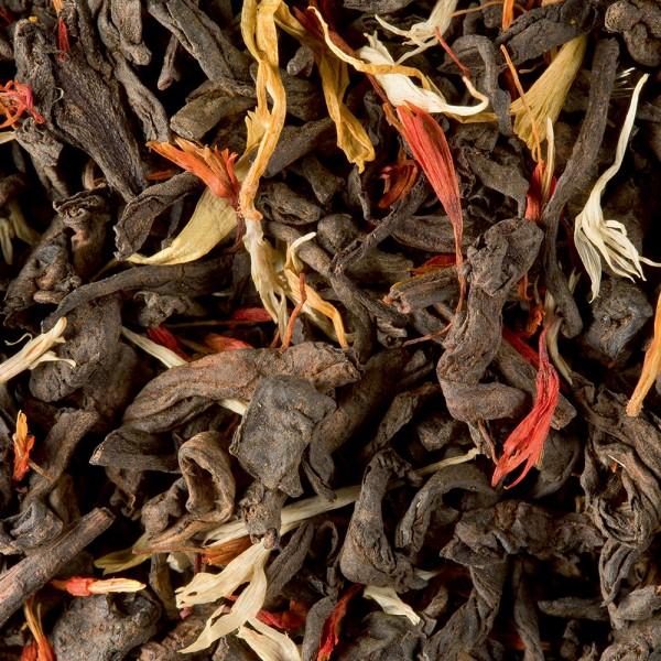 Les feuilles de cette préparation